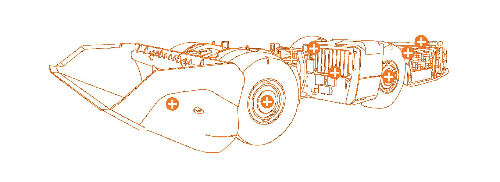 lhd vehicle
