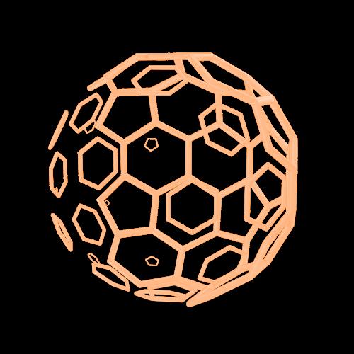 hex-3d